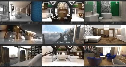 Crystal House webovky